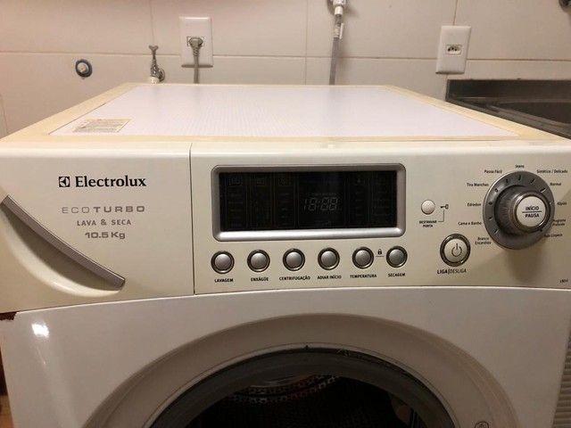 Lavadora e secadora Eletrolux LSE11 - Foto 5