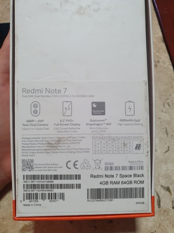Redmi Note 7 - Foto 3