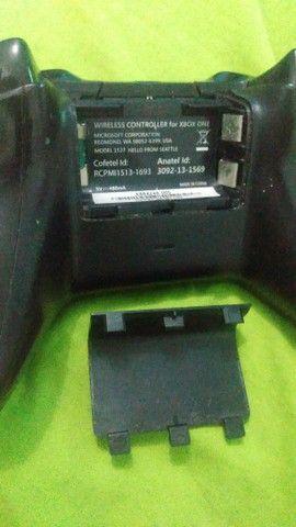 Controle Xbox onde com defeito - Foto 3