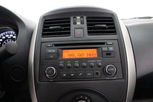 Nissan Versa XTronic SV 1.6 16v Flex - Foto 13