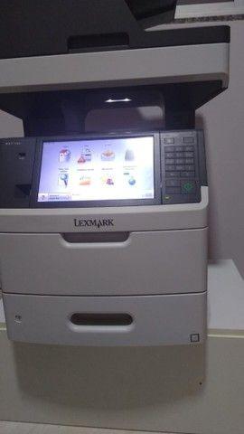Impressora Laser Lexmark MX711de  - Super conservada.