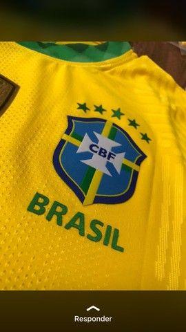 Nova camisa do Brasil  - Foto 2