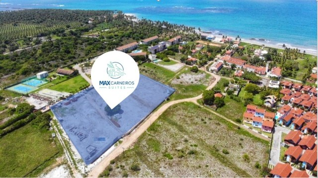 J.D Studio mezanino perfeito na praia de Carneiros! - Foto 2