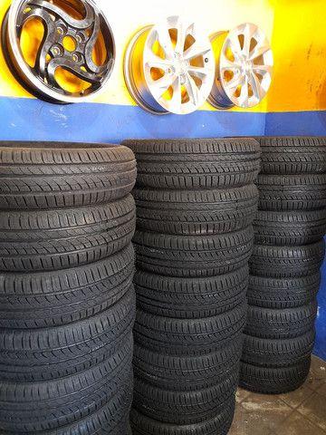 Pneus com Adriano Promoção de pneus 15  - Foto 3
