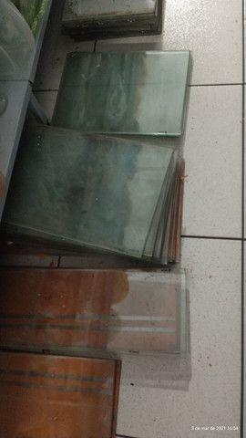 Vidros  temperado e acessórios para vitrines e balcões - Foto 4