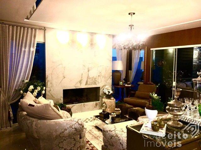 Casa de condomínio à venda com 4 dormitórios em Oficinas, Ponta grossa cod:393415.001 - Foto 19