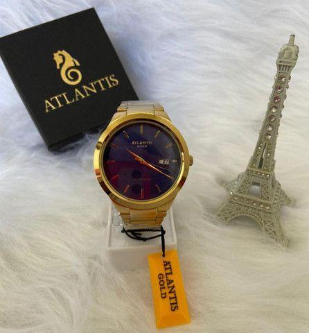 Relógio Atlantis - Foto 4