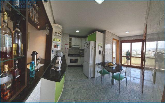 Duplex Horizontal mobiliado, 4 dormitórios, 2 suítes, 3 vagas, 230,40m², 14º andar - Foto 4