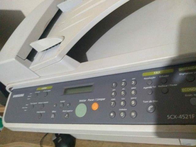 Impressora sansung nunca usada