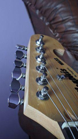 Guitarra Memphis MG32 semi nova - Foto 4