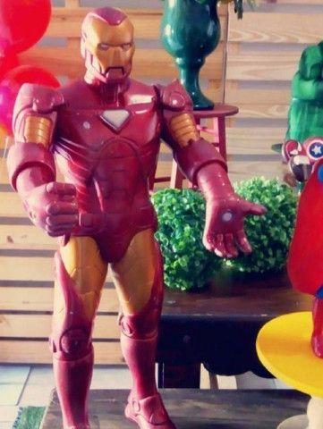 super heróis  locação  - Foto 4