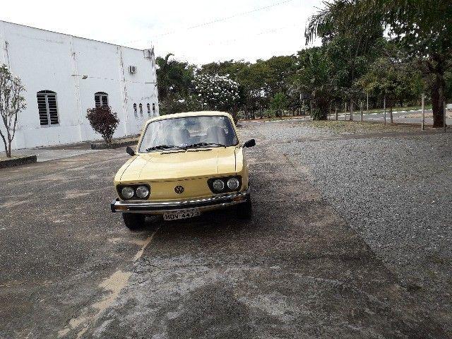 Brasília 80, muito conservada