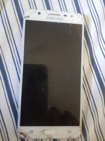 Samsung j7 quebrado