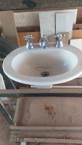 Cuba de banheiro  - Foto 2