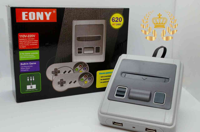 Video Game emulador Nintendinho Eony 8 bits  - Foto 4