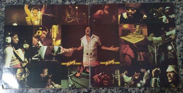 Vendo disco LP GERSON KING COMBO RARIDADE - Foto 3