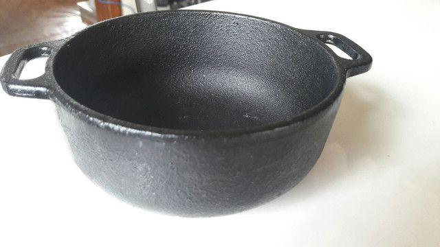 Mini panela de ferro - Foto 2