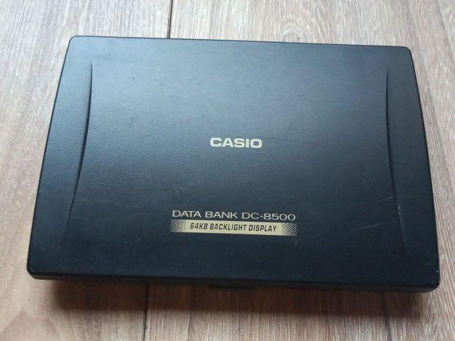 Agenda Digital Casio