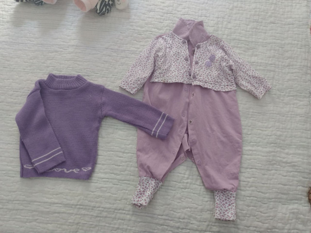28 peças de roupas infantis - Foto 6