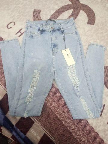 Calça jeans da miller 42