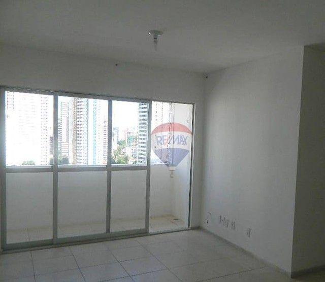 Apartamento com 2 dormitórios à venda, 60 m² por R$ 320.000,00 - Aflitos - Recife/PE - Foto 3