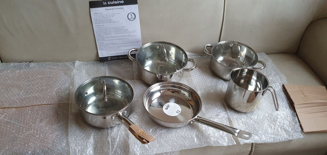 Conjunto de Panelas (La Cuisine) - Foto 2