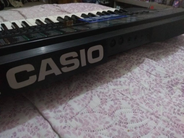 Teclado casio ct-470 - Foto 2