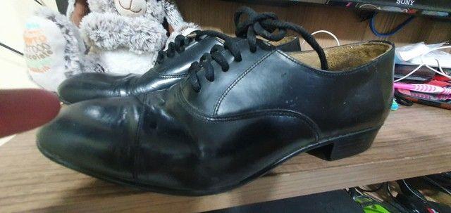 Sapato social bem conservado