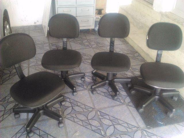 cadeira reformada com garantia a partir de 180,00 - Foto 2