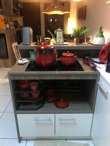 Casa Com 2 quartos Cozinha Americana - área de Servico e lazer - Foto 10