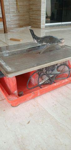 Cortadora de piso norton - Foto 2