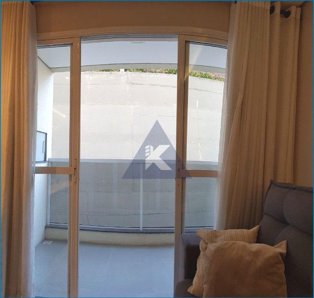 Apartamento Mobiliado, lindo, 2 dormitórios, sacada com churrasqueira, Sapucaia - Foto 4