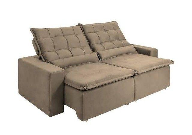 Lindo sofá retrátil
