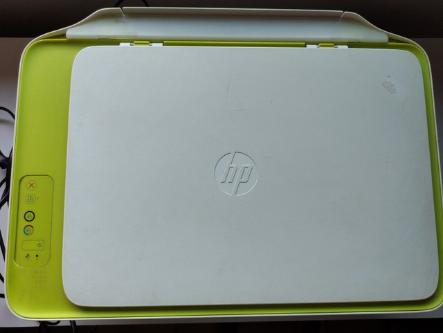 Impressora Multifuncional Hp Deskjet 2136 - Foto 2