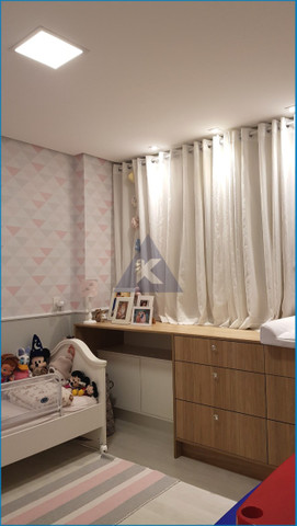 Apartamento Mobiliado, lindo, 2 dormitórios, sacada com churrasqueira, Sapucaia - Foto 7