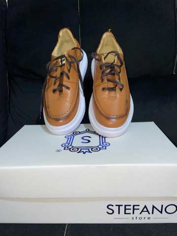 Tênis Sneaker Tam 40  - Foto 4