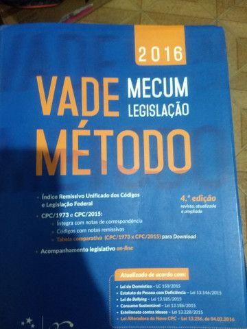 Vade Método Mecum Legislação - Foto 2