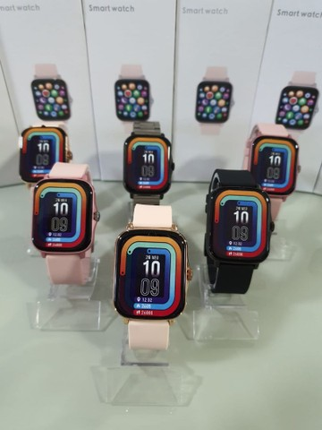 Relógio Smartwatch P8 Plus TELA INFINITA  - Foto 5