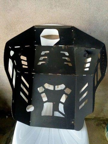 Protetor de cárter da NC 750x - Foto 3