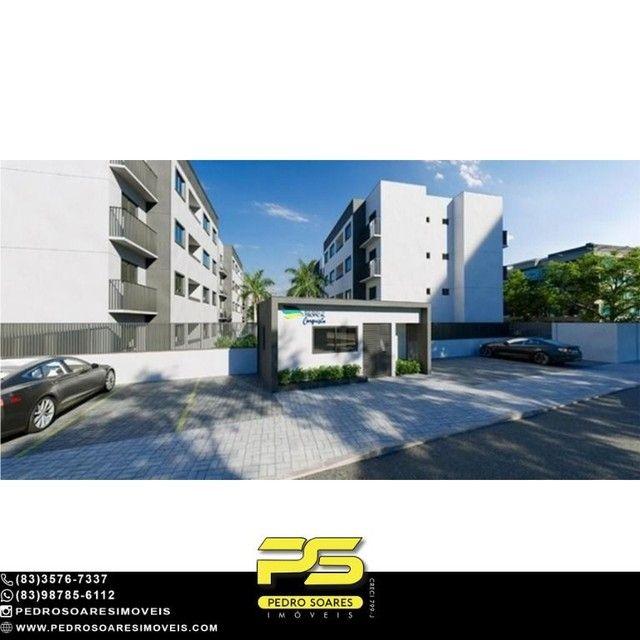 Apartamento com 2 dormitórios à venda, 43 m² por R$ 116.000 - Cristo Redentor - João Pesso - Foto 2
