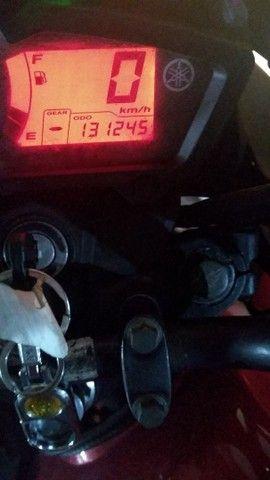 Moto Yamaha Fazer 150, 2015  - Foto 10