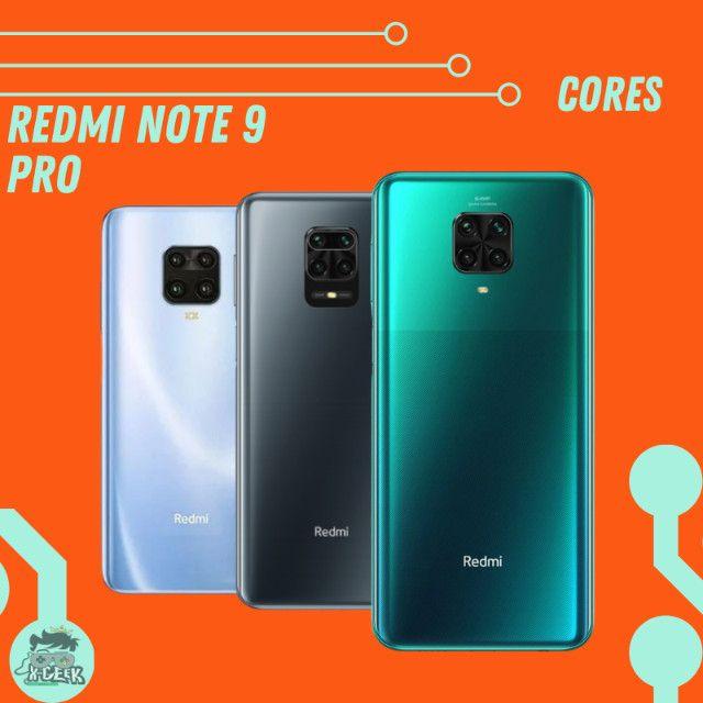 Redmi Note 9 Pro 128gb e 6gb de RAM | Versão global | Lacrado com garantia - Foto 3