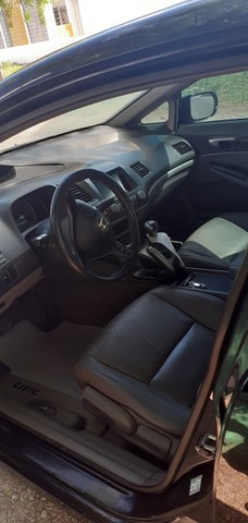 Vendo New Civic LXS 2009 completo  - Foto 5