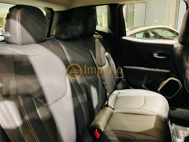 RENEGADE 2017/2017 1.8 16V FLEX LONGITUDE 4P AUTOMÁTICO - Foto 8