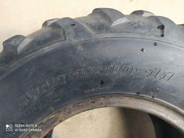 Jogo de pneus para quadriciclos - Foto 3