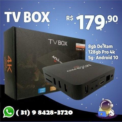 TV Box 128 GB Promoção - Foto 2