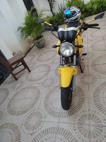 R$ 9.500 Honda/CBX 250 Twister - Foto 5