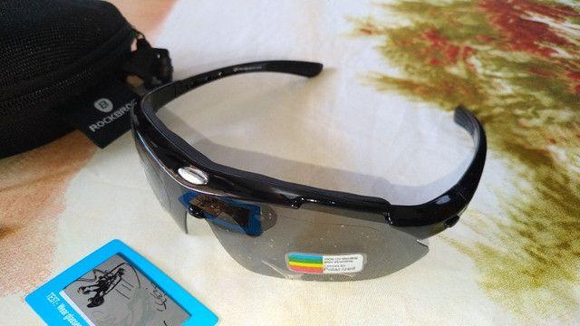 Óculos de Esporte e Ciclismo Polarizado