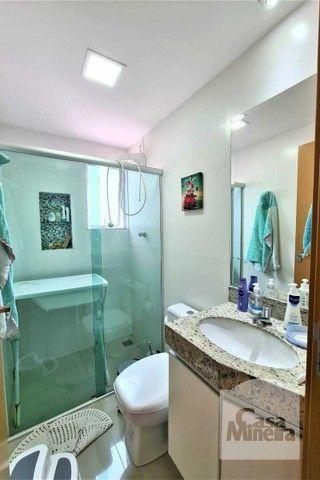 Apartamento à venda com 3 dormitórios em Castelo, Belo horizonte cod:324725 - Foto 9
