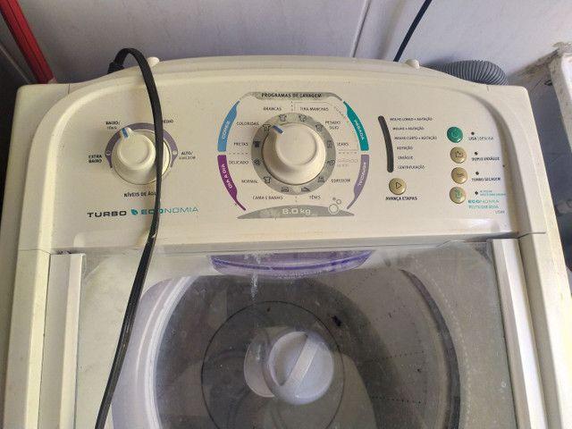 Máquina de lavar 8Kg - Foto 4
